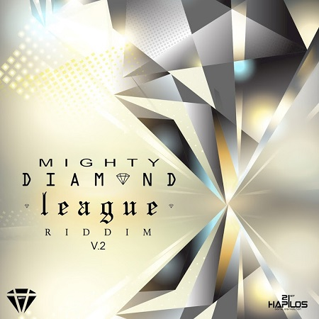 Mighty Diamond League Riddim Vol 2 Artwork