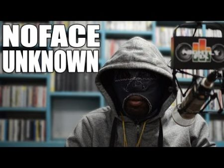 NOFACE UNKNOWN 2016