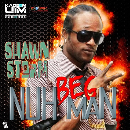 Shawn Storm - Nuh Beg Man artwork