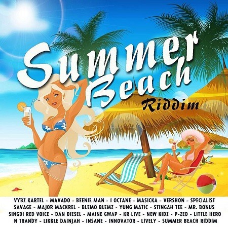 Summer Beach Riddim Cover