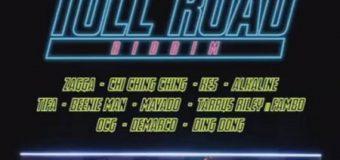 TOLL ROAD RIDDIM [FULL PROMO] – CHIMNEY RECORDS
