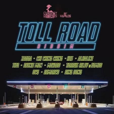 toll road riddim artwork