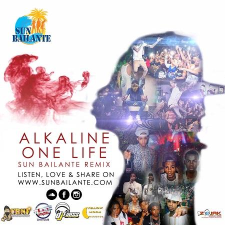 alkaline - one life