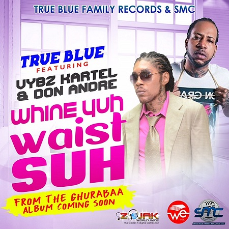 Don Andre & Vybz Kartel - Wine Yuh Waist Suh
