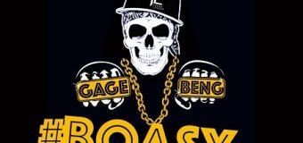 GAGE – BOASY [RAW & RADIO] – JAZZYKITT MUSIC GROUP