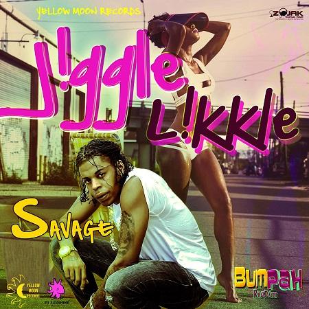 Savage - Jiggle Likkle