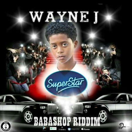 WAYNE J - SUPERSTAR