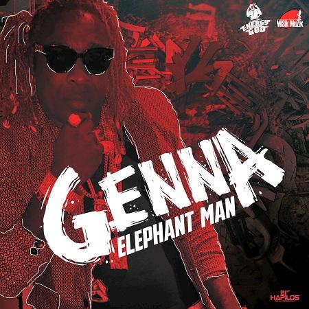 Elephant Man - Genna Cover