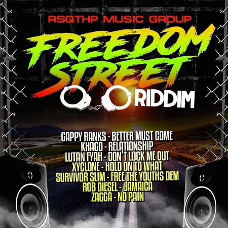 FREEDOM STREET RIDDIM