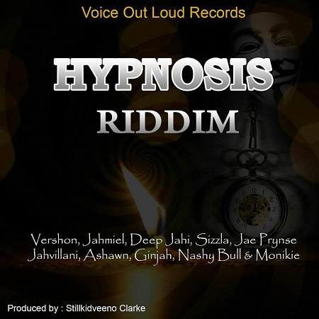 HYPNOSIS-RIDDIM-COVER HYPNOSIS RIDDIM [PROMO] - VOICE OUT LOUD RECORDS