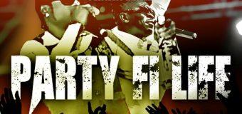 SHAWN STORM FT SHATTA WALE – PARTY FI LIFE [RAW & RADIO] – KWASHAWNA RECORDS
