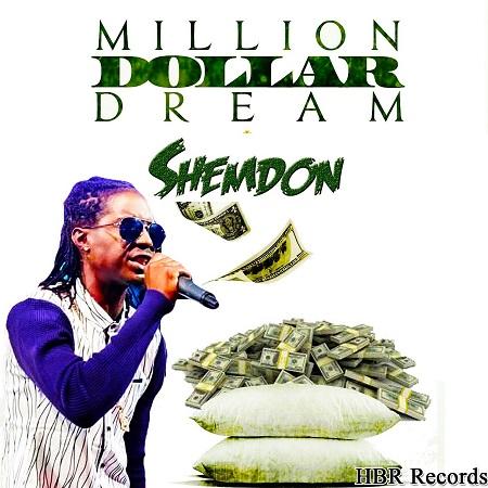 shemdon - million dollar dream cover