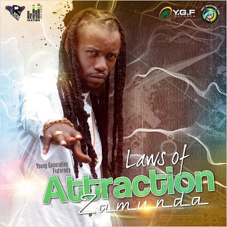 Zamunda - Laws Of Attraction
