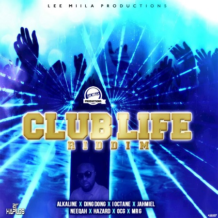 club life riddim artwork
