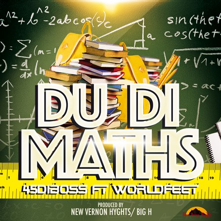 du di maths artwork
