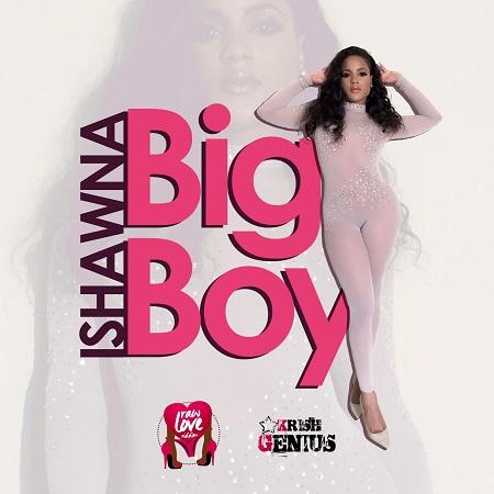 ishawna - big boy artwork
