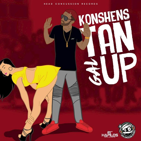 konshens - gal tan up
