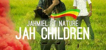 NATURE X JAHMIEL – JAH CHILDREN – STUDIOUS ENTERTAINMENT
