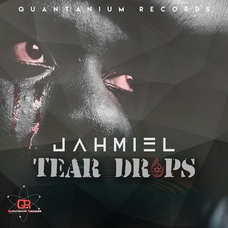 jahmiel - tear drops artwork