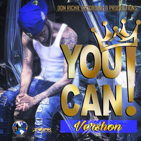 Vershon - You Can Artwork