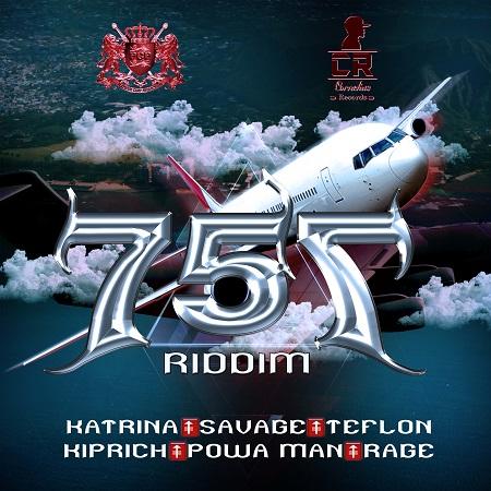 757 riddim artwork