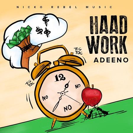 adeeno - haad work artwork