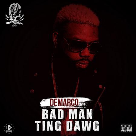 Demarco - Badman Ting Artwork