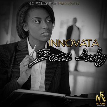 innovata - bossy lady artwork