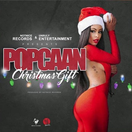 Popcaan - Christmas Gift Artwork