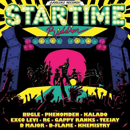 Startine Riddim Artwork