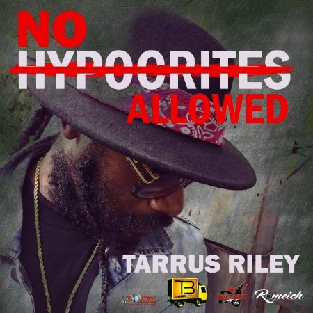 tarrus riley - no hypocrites allowed artwork