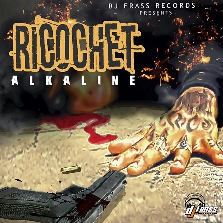 alkaline - ricochet artwork