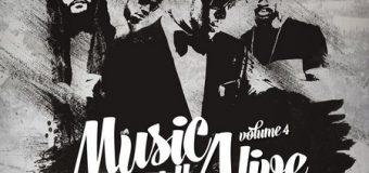 BALOOBA SOUND – MUSIC STILL ALIVE #4 – MIXTAPE