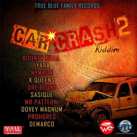 Car Crash 2 Riddim Artwork