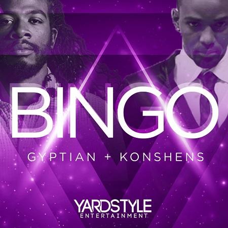 GYPTIAN & KONSHENS - BINGO artwork