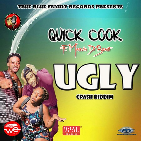 Quick Cook feat. Marvin Di Beast - Ugly