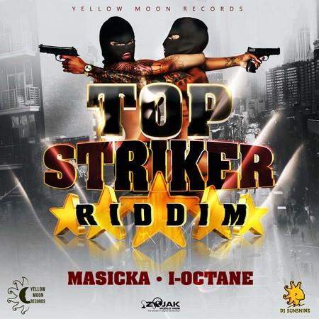 Top Striker Riddim Artwork