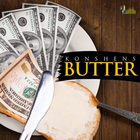 Konshens - butter artwork