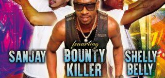SANJAY FT. BOUNTY KILLER & SHELLY BELLY – TEKOVA REMIX – JAY CRAZIE RECORDS