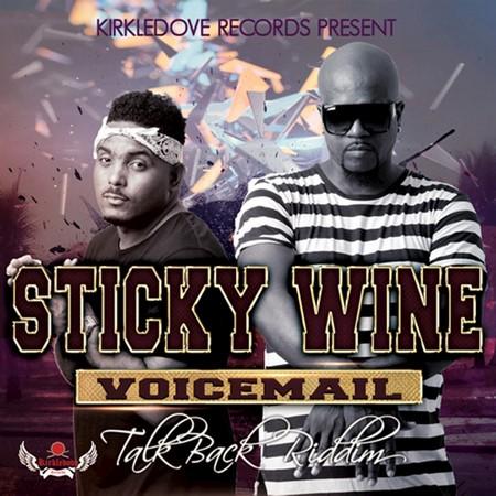 voicemail - Sticky Wine