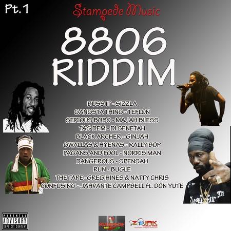 8806 RIDDIM