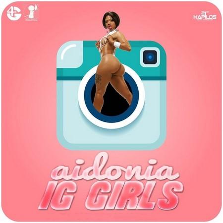 AIDONIA - IG GIRLS