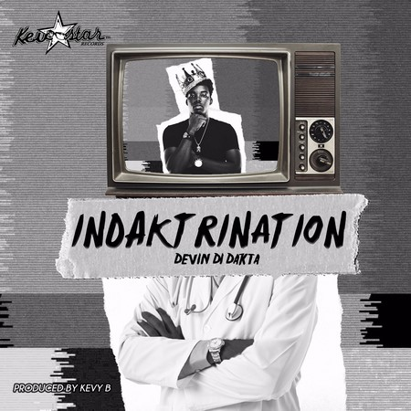 DEVIN-DI-DAKTA-INDAKTRINATION-COVER DEVIN DI DAKTA - INDAKTRINATION - KEVSTAR RECORDS