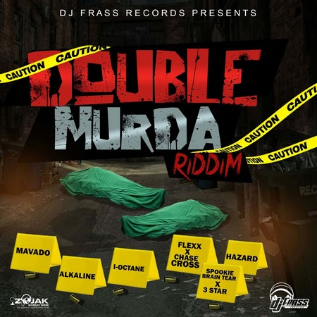 Double Murda Riddim Artwork