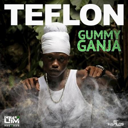 TEFLON - GUMMY GANJA COVER