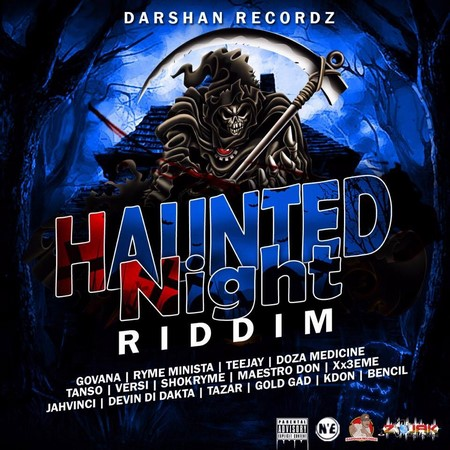 HAUNTED NIGHT RIDDIM