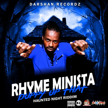 RYME MINISTA - DUPPY UP THAT