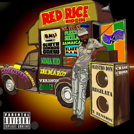 Red Rice Riddim artwork