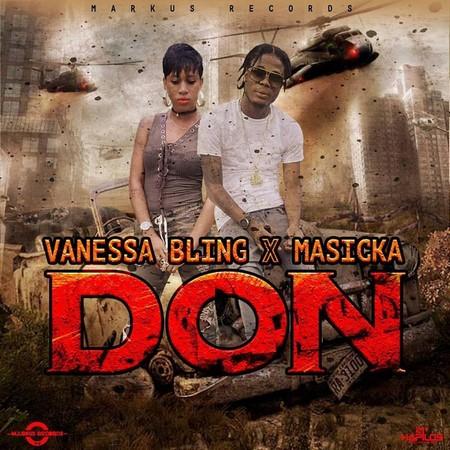 VANESSA BLING & MASICKA - DON