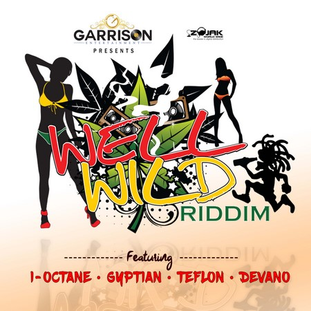 Well Wild Riddim Artwork